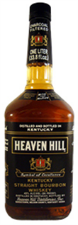 Heaven Hill Bourbon Black 1.00l